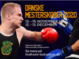 Oversigt over boksere ved DM U15  og U17