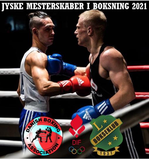Oversigt over boksere ved JM & JBM 2021