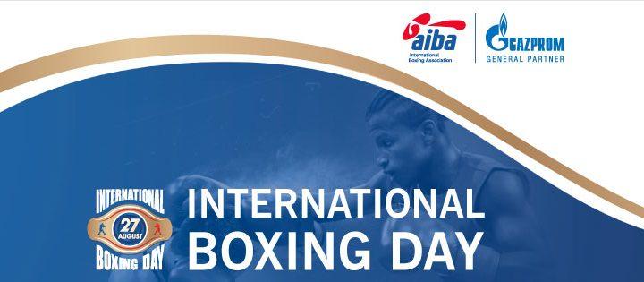 "Idag 27/8 fejres ""International Boxing Day"""